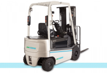 Unicarriers QX Electric Forklift