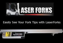 Laserforks