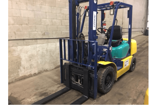 Komatsu Used Forklift 01-U6990