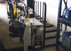 Barrett Electric Pallet Truck