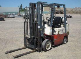 Nissan CPJ02A25PV Forklift