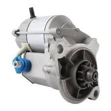 Halla starter for TM27 engine
