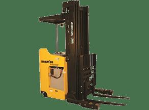 Komatsu FR50 Narrow Aisle Forklift