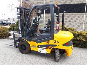 Liu Gong New Forklift