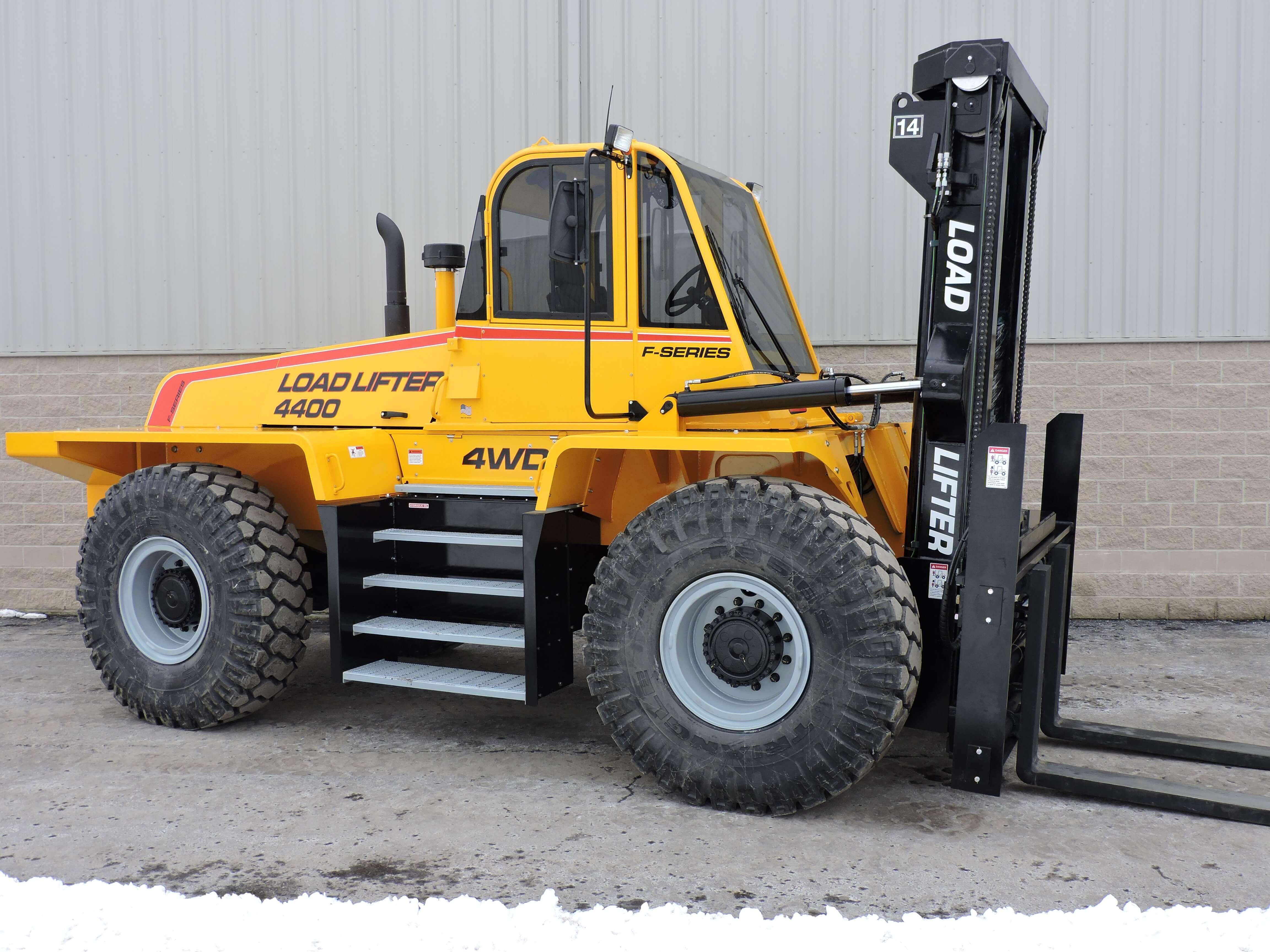 Load Lifter 4400 series All Terrain Forklift