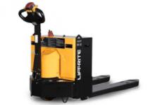 Lift-rite motorized pallet truck