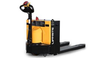 Lift-rite motorized electric truck