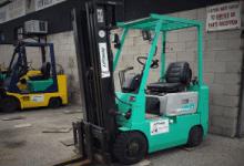 Mitsubishi FGC15 Used Forklift