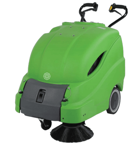 Vacuum Sweeper - Walk Behind - Model 512
