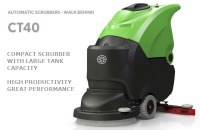 CT40 Automatic Scrubber