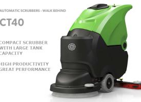 CT40 Automatic Scrubber