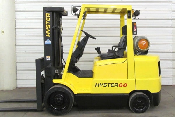 Used Hyster S60XM Forklift