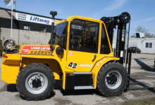 Loadlifter Rough Terrain Forklift