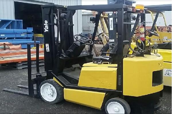 Used Forklift - Yale GLC050