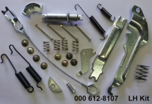 Brake Hardware kit for Komatsu, Mitsubishi and Nissan Forklifts