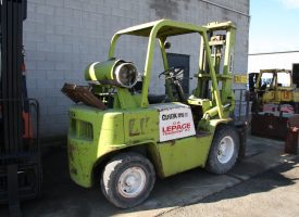 Used Clark C500-Y60 Forklift