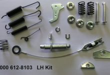 Brake Hardware Kit - Forklift