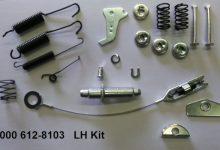 Brake Hardware Kit - Forklift