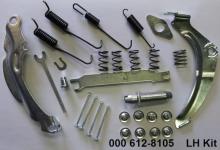 Wheel Brake kit for Toyota forklift