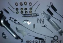 612-8106 Wheel Brake Hardware kit