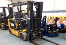 Komatsu FB25SHU-6 Forklift