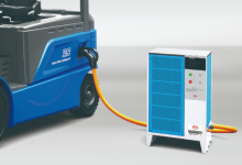 E;lectric forklift