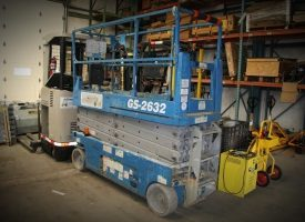 Used Genie GS-2632 Scissor Lift
