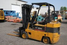 Used Daewoo GC30S-2 Forklift