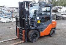 Toyota 8FGU32 Used Forklift