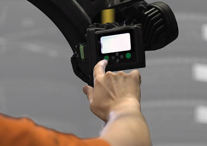 Forklift telematic control