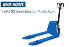 Blue Giant Semi Electric Pallet Truck