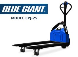 Blue Giant EPJ-25 Electric pallet truck
