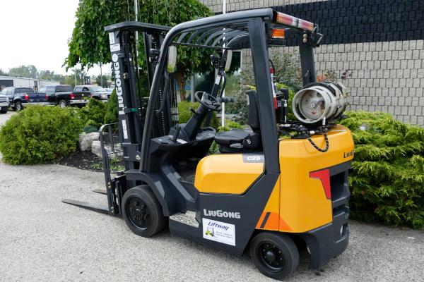Liugong CLG2025G-C Cushion Tire Forklift