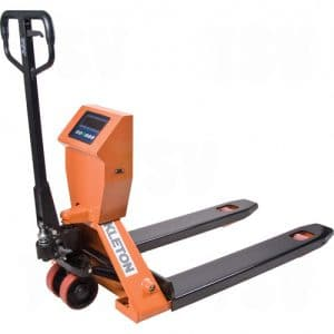 Digital Scale Pallet Truck