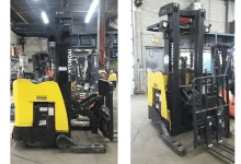 Used Hyundai 18BRP-7 Forklift