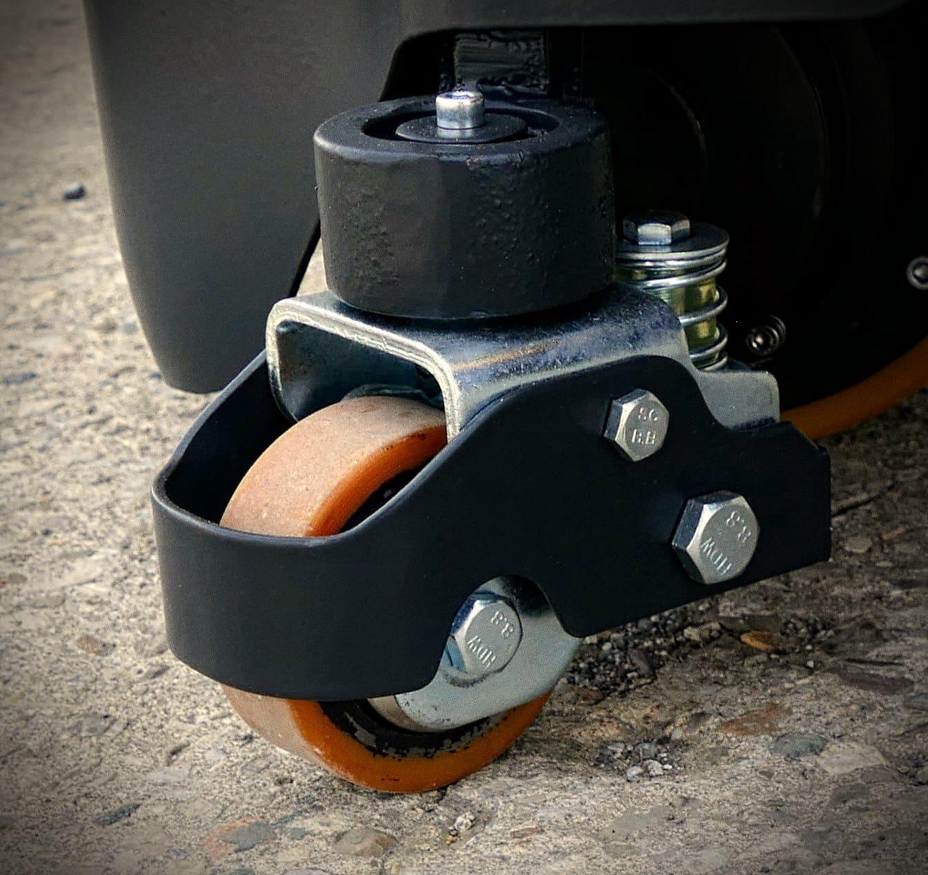 Stabilizer wheel