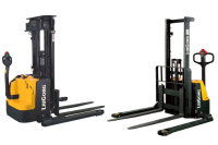 Liugong straddle electric stackers