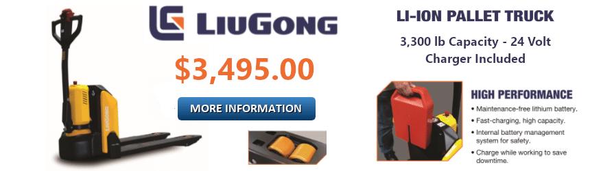 Liugong pallet truck