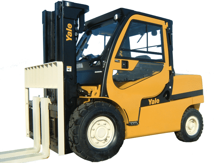 Yale Forklift with cab