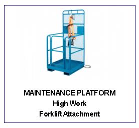 Maintenance Work Platform