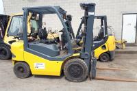 LiuGong Forklift - 6,000 lb capacity